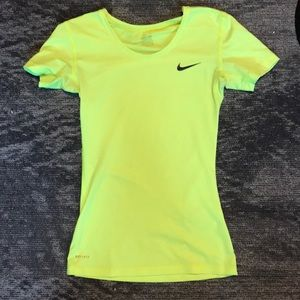 Size small Nike dri fit shirt